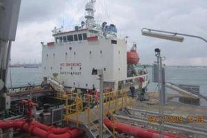 BSR xuất bán lô dầu nhiên liệu hàng hải đầu tiên