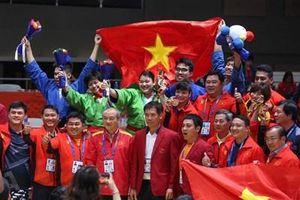 Nhật ký SEA Games 30: Đội tuyển kurash Việt Nam 'gặt vàng'
