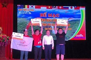 Bế mạc và trao giải dù lượn đường trường Putaleng 2019