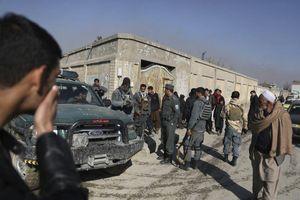Afghanistan: Hai quan chức tình báo bị bắn ở Kabul