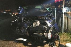 Nạn nhân thứ 5 vụ tai nạn liên hoàn ở Phú Yên đang nguy kịch