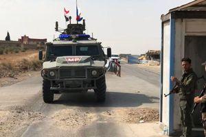 Động thái 'chưa từng có' của phe phiến quân Syria thân Mỹ đối với quân đội Nga