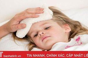 15 loại bệnh trẻ em thường gặp phải vào mùa đông