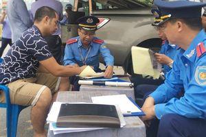 Hà Nội: Điểm danh hàng loạt doanh nghiệp vận tải vi phạm sau thanh tra