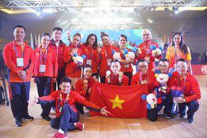 Dancesport hoàn thành xuất sắc nhiệm vụ