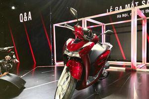 Giá xe máy Honda mới nhất tháng 12/2019: SH 2020 bắt đầu ra đại lý