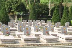 Thông tin về mộ liệt sĩ (Tiếp theo kỳ trước)