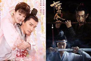 5 phim truyền hình Hoa Ngữ được chào đón nhất trên toàn MXH 2019: Minh Lan truyện dẫn đầu, Trần tình lệnh đứng cuối