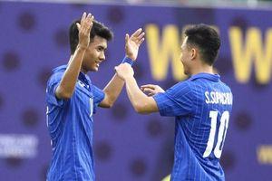 Ngôi sao 17 tuổi rực sáng, U22 Thái Lan thắng Lào 2-0 đầy nghẹt thở