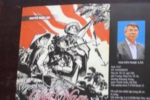 Người chiến sĩ trong thơ cựu chiến binh Nguyễn Ngọc Lân