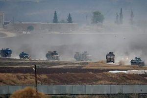 Thiết giáp chở quân cảnh Nga ở Syria trúng bom