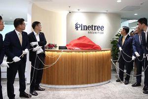Ra mắt thương hiệu chứng khoán Pinetree Việt Nam