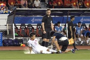 Quang Hải khiến người hâm mộ lo lắng