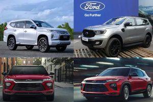 Những mẫu SUV thế hệ mới được chờ đón về Việt Nam trong năm 2020