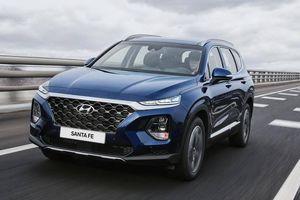 Hyundai SantaFe 2020 giá chỉ có 673 triệu đồng
