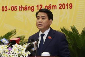 Chủ tịch Hà Nội nói về 'phát biểu sai lầm' của Giám đốc Sở Tài chính
