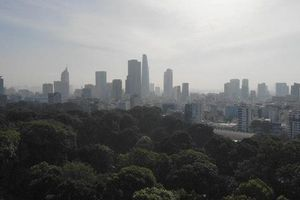 TP HCM: Không khí lạnh sẽ kéo dài ít nhất đến Giáng sinh