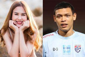 Không ngờ bạn gái cầu thủ U22 Thái Lan lại ăn mặc nóng bỏng đến vậy