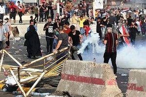 Iraq lún trong khủng hoảng