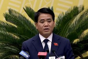 Chủ tịch Hà Nội: 'Giám đốc Sở Tài chính phát biểu rất sai lầm về cơ cấu giá nước sông Đuống'