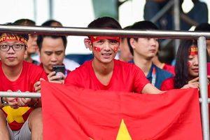 Chùm ảnh: Nhìn lại muôn vàn cảm xúc trên SVĐ Binan Football Philippines
