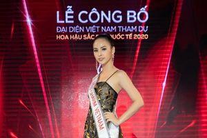 Đại diện Việt Nam tại Miss Charm International tiếng Anh lưu loát, nhan sắc xinh đẹp