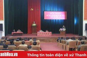 Đại biểu Quốc hội tỉnh Thanh Hóa tiếp xúc cử tri tại huyện Mường Lát