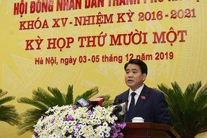 Chủ tịch Hà Nội: 'Giám đốc Sở Tài chính phát biểu rất sai lầm về giá nước sông Đuống'