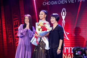 Á khôi Quỳnh Nga là đại diện của Việt Nam tại Miss Charm International