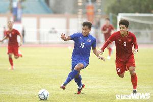 Trực tiếp U22 Việt Nam vs U22 Thái Lan vòng bảng SEA Games 30