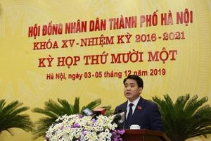 Chủ tịch Hà Nội: Giám đốc Sở Tài chính nói sai khiến dư luận hiểu nhầm giá nước sông Đuống