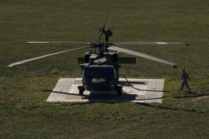 Trực thăng Vệ binh Quốc gia Mỹ rơi, 3 người thiệt mạng