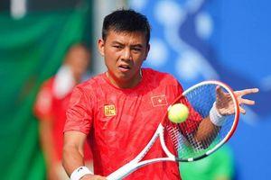 Hoàng Nam giành HCV tennis đầu tiên cho Việt Nam