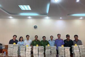 Bắt 3 đối tượng trong đường dây ma túy 'khủng' do người Đài Loan cầm đầu
