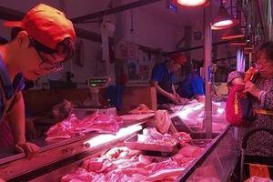 Dịch tả lợn Châu Phi đẩy giá thực phẩm lên mức cao nhất trong 2 năm