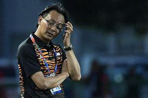 HLV Malaysia mất chức sau thất bại từ vòng bảng SEA Games