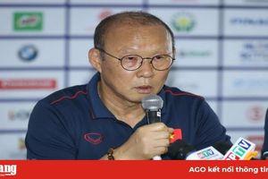 HLV Park Hang-seo dành sự tôn trọng đặc biệt cho U.22 Campuchia