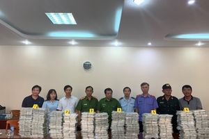 Bắt 3 đối tượng trong đường dây ma túy khủng do người Đài Loan cầm đầu