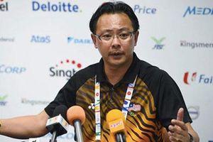 SEA Games 30: Thua cả U22 Campuchia, HLV U22 Malaysia 'bay ghế'