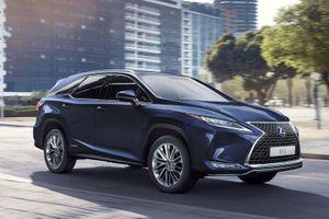 Bảng giá xe Lexus mới nhất tháng 12/2019: Lexus GX 460 2020 tăng giá 630 triệu đồng so với bản cũ