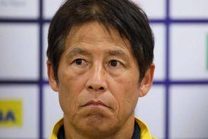 Thất bại tại Sea Games, HLV Nishino vẫn được gia hạn hợp đồng