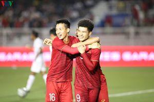 Thắng đậm U22 Campuchia 4-0, U22 Việt Nam vào chung kết SEA Games 30