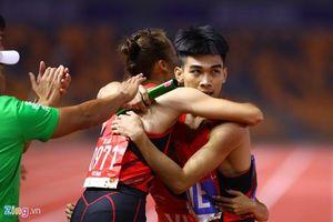 Ngày thi đấu thứ 5 tại SEA Games 30: Điền kinh, taekwondo có Huy chương vàng đầu tiên