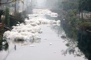 Hà Nội: Xử phạt gần 4,3 tỷ đồng vi phạm về môi trường lưu vực sông Nhuệ - Đáy
