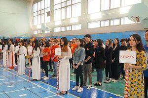 Sinh viên Việt Nam tại LB Nga dự cuộc thi 'Đường đến nước Nga'