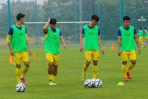 ĐT U.20 Việt Nam tranh tài tại giải BTV Cup 2019