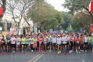 Giải Marathon Quốc tế TP Hồ Chí Minh Techcombank lần thứ 3