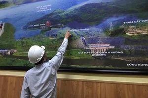 Hạn chế phát điện thủy điện A Vương, Sông Bung 4
