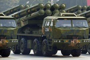 Siêu vũ khí mới của Trung Quốc 'phủ bóng' eo biển Đài Loan?