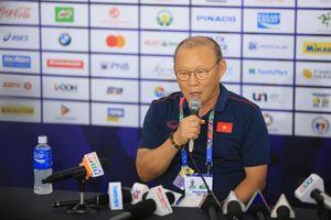 HLV Park Hang-seo: U-22 VN chỉ cách HCV SEA Games 1 bước chân